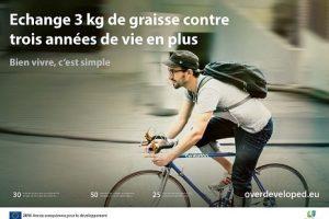 «Bien vivre c'est simple» – Nouvelle campagne d'affichage pour communes