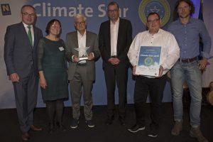 Esch-sur-Alzette lauréate du « Climate Star Award 2016 » avec le projet « Den Escher Geméisguart »