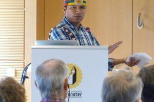 5ème JOURNEE DU CLIMAT AU LUXEMBOURG  – DROITS DE L'HOMME ET DE L'ENVIRONNEMENT EN AMAZONIE