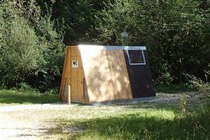 Steinsel: toilettes écologiques lombricompost