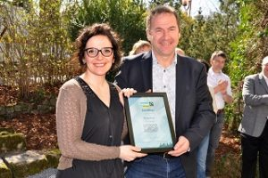 Steinfort: 20ème commune « Fairtrade » du Luxembourg