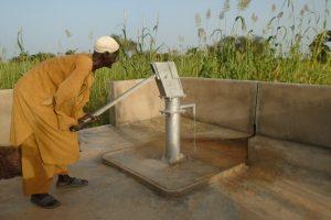 Ville de Luxembourg : Approvisionnement en eau potable et d'assainissement au Burkina Faso