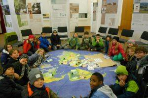 Klimazeugen-Expo in Düdelingen mit Veranstaltungen für Kinder und Erwachsene