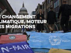 """""""Klimawandel und Migration"""" Drei Veranstaltungen zum Thema am Mittwoch 25. Januar"""