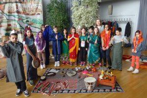 Village indien à Sanem