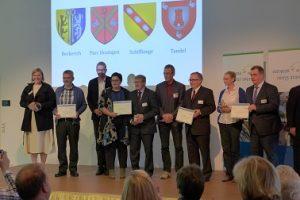 Pacte climat : 4 communes luxembourgeoises lauréates « or » pour leur qualité de précurseurs de la politique européenne en matière d'énergie