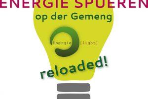 C'est parti: utilisation rationnelle de l'énergie – aussi par l'Administration communale!