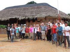 Klima-Bündnis-Studienreise nach Amazonien