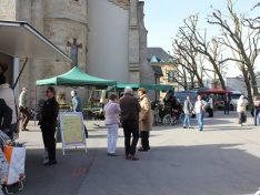Markt in Bettembourg: frische, lokale Produkte, jeden Dienstag !