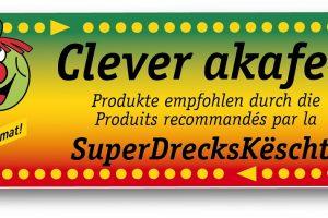 «Clever akafen»: une liste actualisée pour matériel de bureau écologique