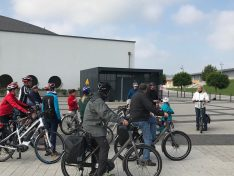 « Box à vélos à Bascharage »