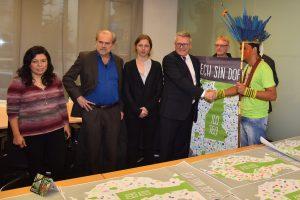 Au bout de 6 ans, les efforts se soldent par une victoire – le Klima-Bündnis Lëtzebuerg salue la ratification de la Convention 169 de l'Organisation internationale du Travail