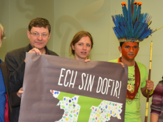 Klima-Bündnis Lëtzebuerg begrüßt ausdrücklich die Ratifizierung der ILO-Konvention 169!