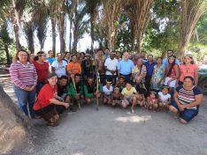 L'ambassadeur du Luxembourg au Brésil informe les indigènes de Tocantins sur la ratification de la Convention 169 de l'Organisation Internationale du Travail (ILO 169)
