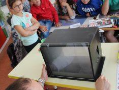 «Energy[light] reloaded» dans les écoles
