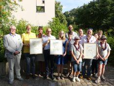 """Stëmm vun der Strooss"" gewinnt den ersten Preis des Klimaconcours"
