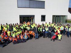 """Aktion """"Grouss Botz"""" in der Gemeinde Lorentzweiler im Mäerz 2018"""