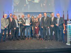 Climate Star 2018: Schifflange wurde mit europäischem Klimaschutz-Award ausgezeichnet!