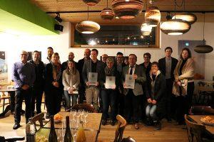 Walferdingen, Wahl und Réidener Kanton heißen die Gewinner der TOUR du DUERF 2018!