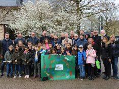 Coup d'envoi à Hesperange pour l'action «Op Kannerféiss duerch d'Welt – 2019»
