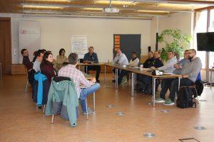 Énergie [light]: Workshop sur le thème de la communication face aux collègues dans le cadre de l'utilisation rationnelle de l'énergie
