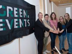 "Start des ""Green Events""-Projekts"