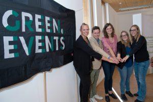 Lancement du projet « Green Events »