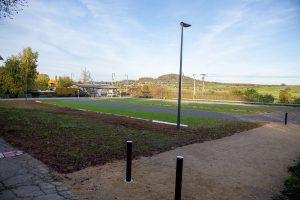 Bau vun engem ökologesche Parking zu Schëtter