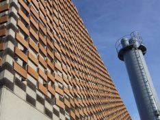 Centrale énergétique à biomasse de Mersch
