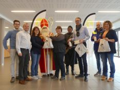 Mondorf – un St. Nicolas équitable