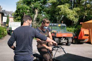 Démarrage du projet-pilote «Vélos cargos» à destination des entreprises et administrations communales