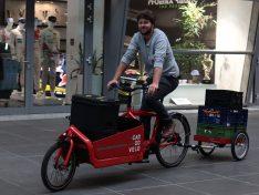 Nvlle date 18 september! En route vers une mobilité respectueuse du climat – essais gratuits de vélos cargo pour entreprises
