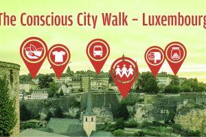 Rejoignez-nous pour le Conscious City Walk Luxembourg en automne!