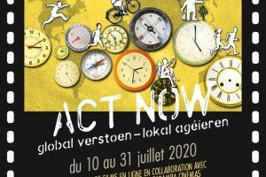Festival Cinéma du Sud 2020  « Act now ! Global verstoen, lokal agéieren »