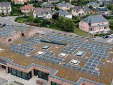 Eine neue Photovoltaikanlage für Mamer