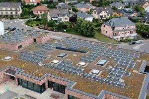 Nouvelle installation solaire pour la commune de Mamer