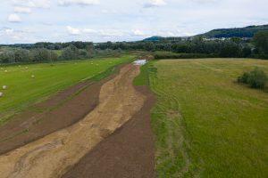 Projet de renaturation de la Kiemelbach