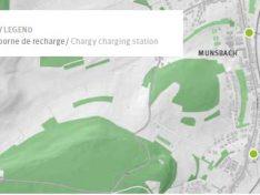 La commune de Schuttrange accueille sa 2ème borne de recharge Chargy