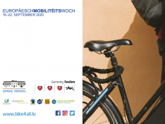 Gemengen Feelen & Mäerzeg: #Bike4all