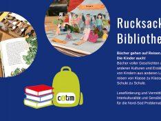 Jetzt anmelden zur Rucksackbibliothek 2021