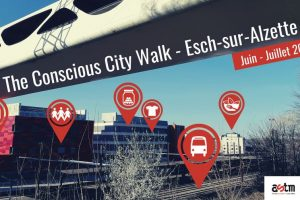 The Conscious City Walk goes Esch-sur-Alzette