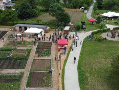 "Rendez-vous aux Jardins 2021 –  ""Porte ouverte"" am Gemeinschaftsgaart zu Hënsdref 04.06.-06.06."