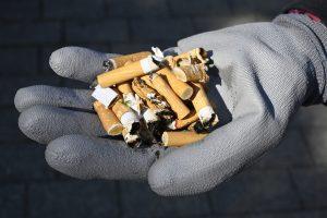 Die Stadt Ettelbrück kündigt den Zigarettenstummel den Kampf an