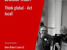 """Podcast """"Anescht Liewen"""": Interview zu 25 Joer Klima-Bündnis zu Letzebuerg"""